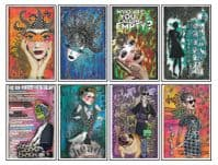 Dylusions - Postcards - Collection #1